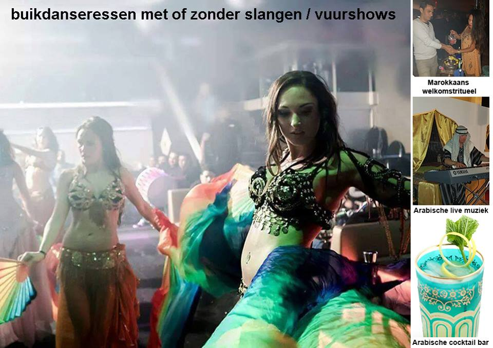 Feest in Bollywood stijl